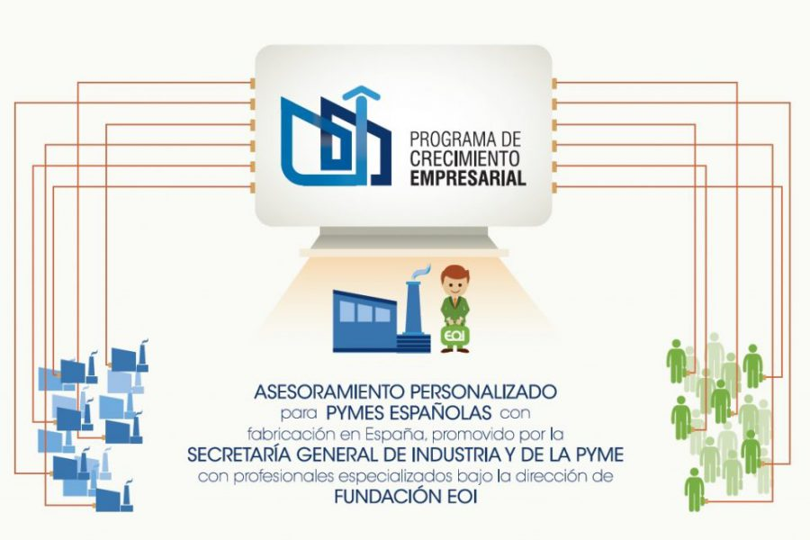 Homologación en Programa Crecimiento Empresarial EOI