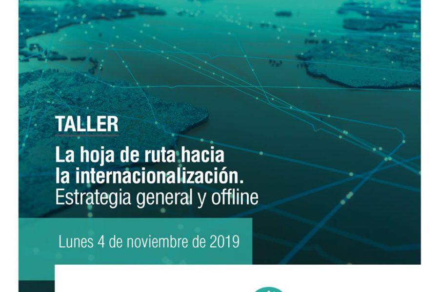 Taller sobre internacionalización Parc Científic de la Universitat de València