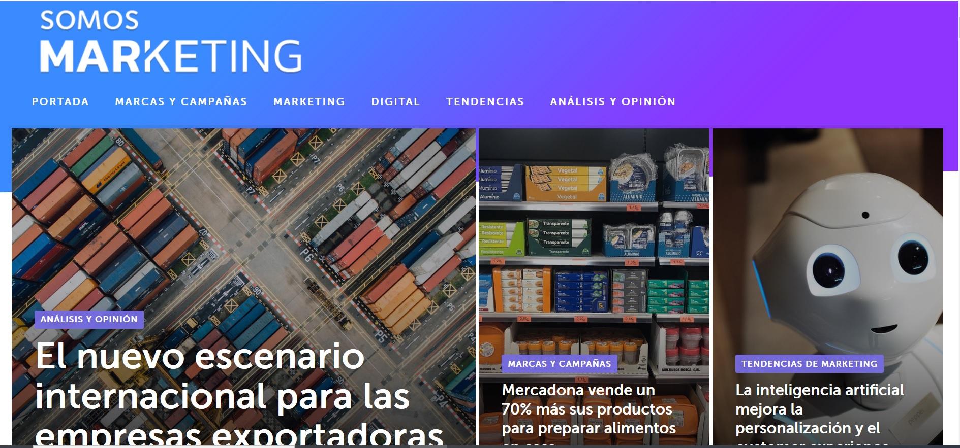 Nuevo artículo en Las Provincias-Somos Marketing